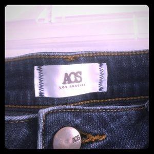 Two pair Jeans AOS and Liz
